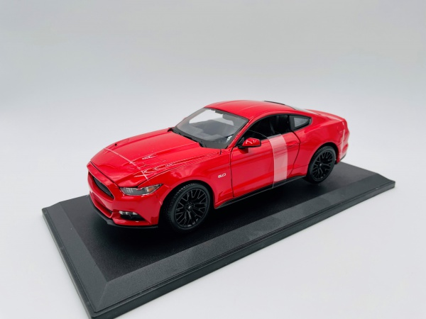 Ford Mustang GT 2015 Rouge