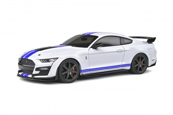 Ford Mustang GT500 FAST TRACK Oxford White 2020