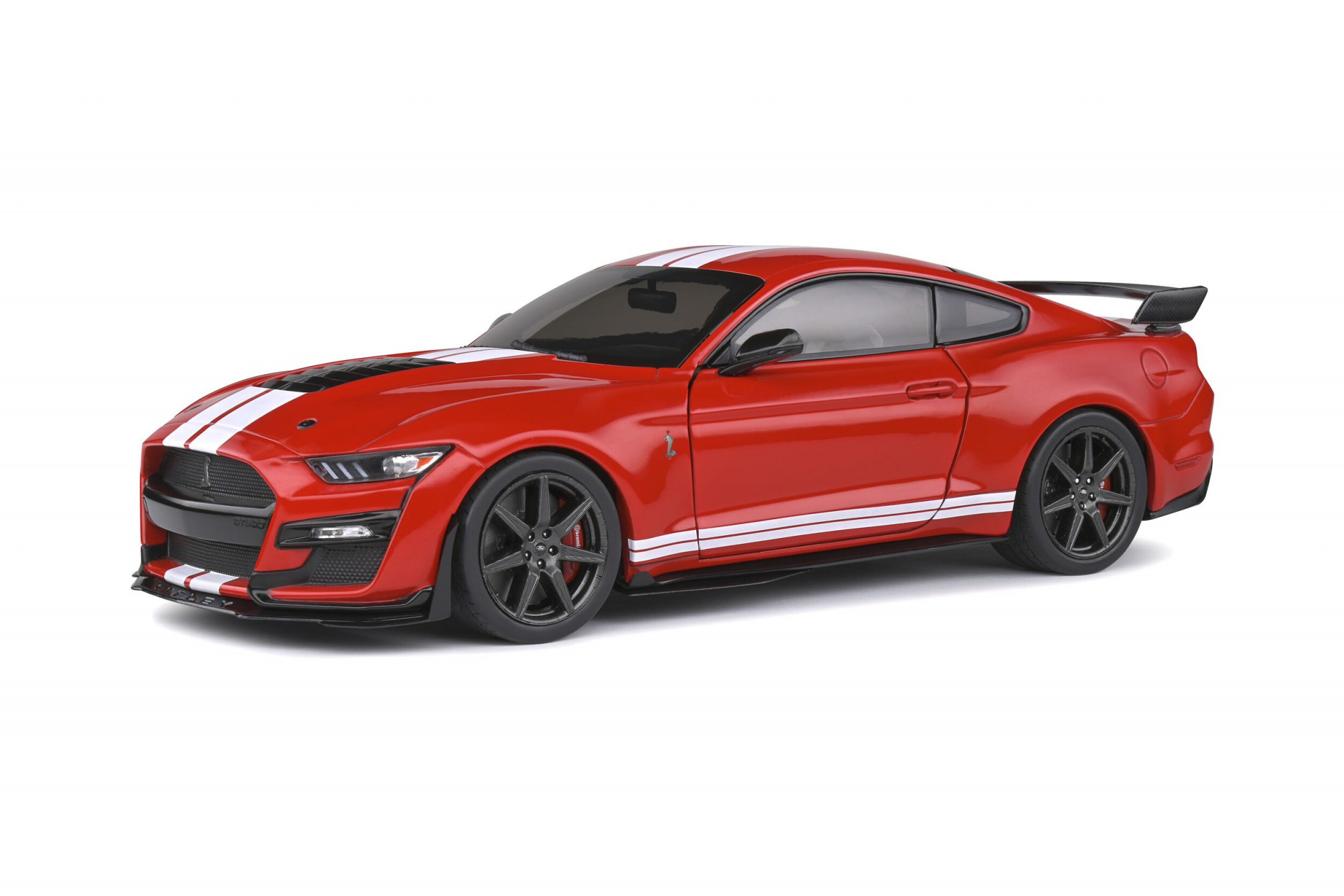 Ford Mustang GT500 FAST TRACK Racing Red 2020