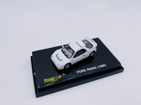 FORD RS 200 Blanche