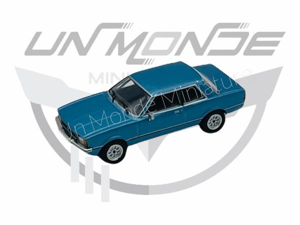 Ford Taunus TC2 Métallic Bleu