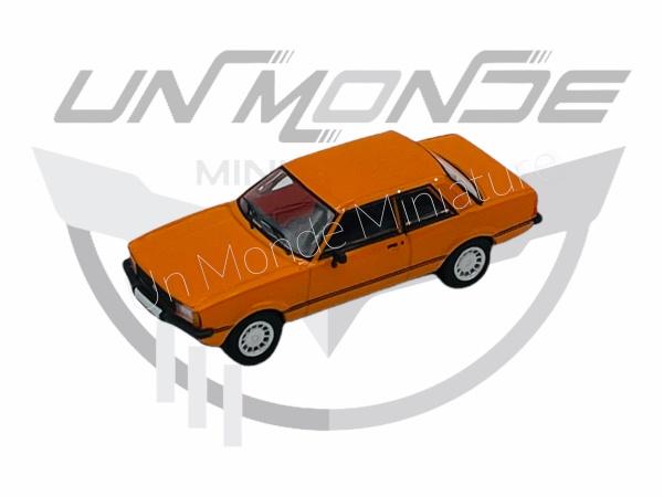 Ford Taunus TC2 Orange