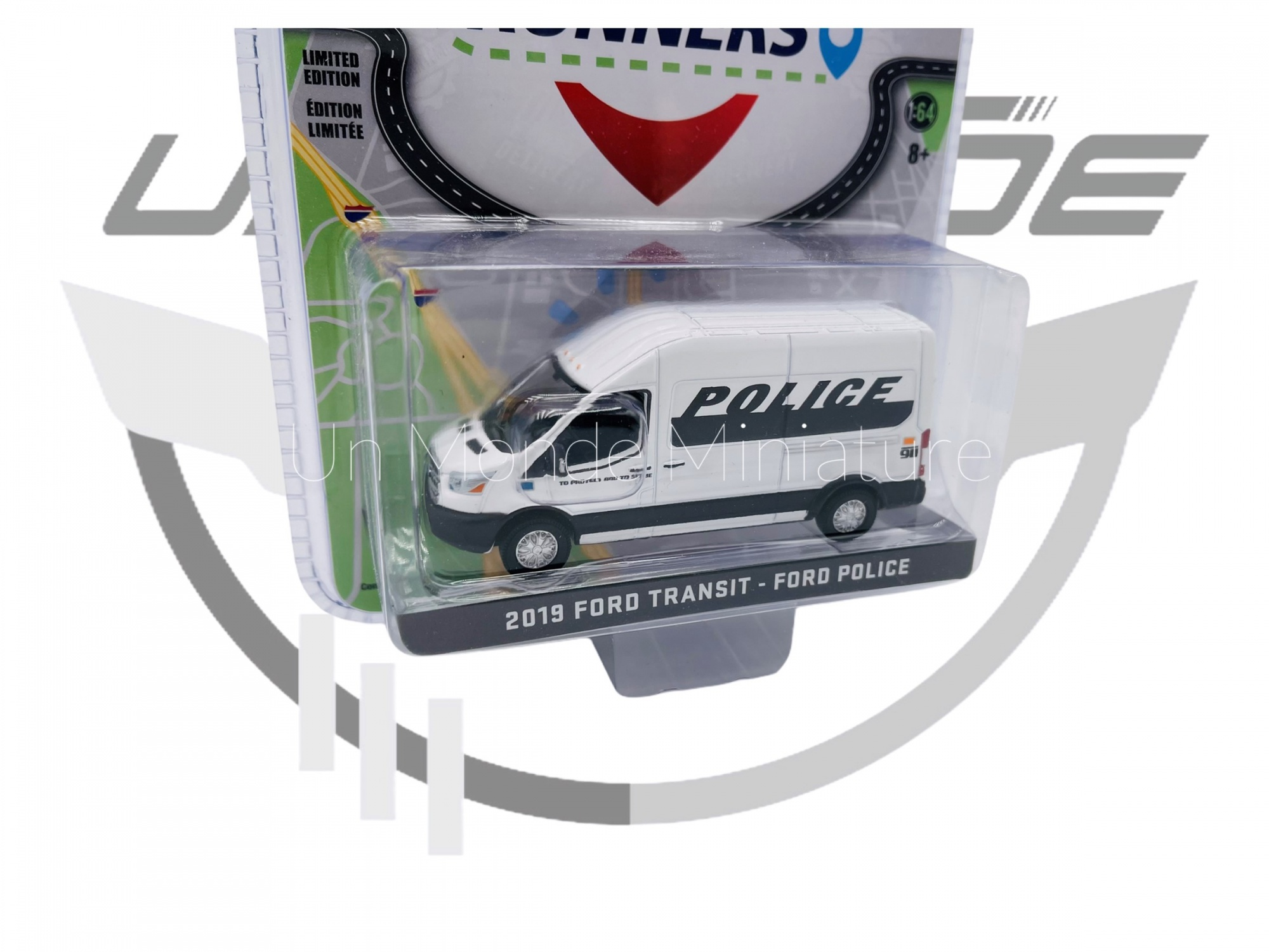 Ford Transit 2019 Ford POLICE Route Runners