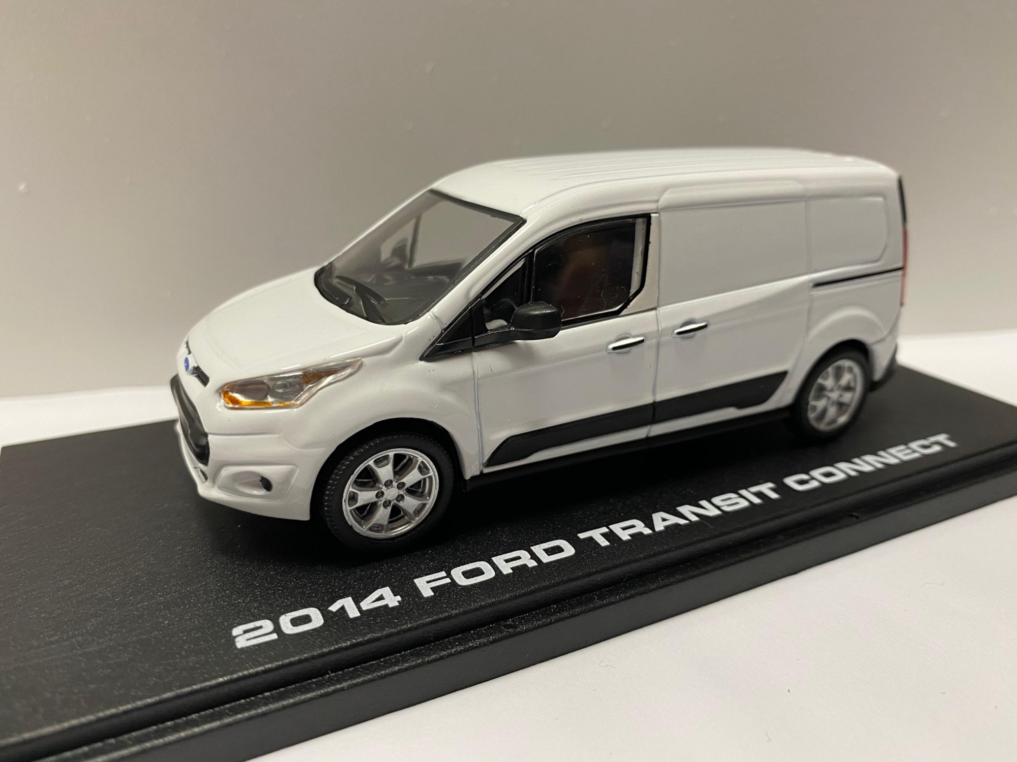 Ford Transit Connect V408 Blanc 2015