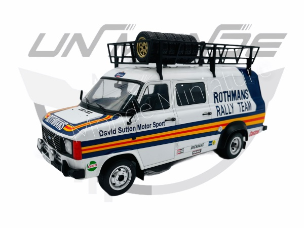 Ford Transit MKII Rothmans Avec Galerie