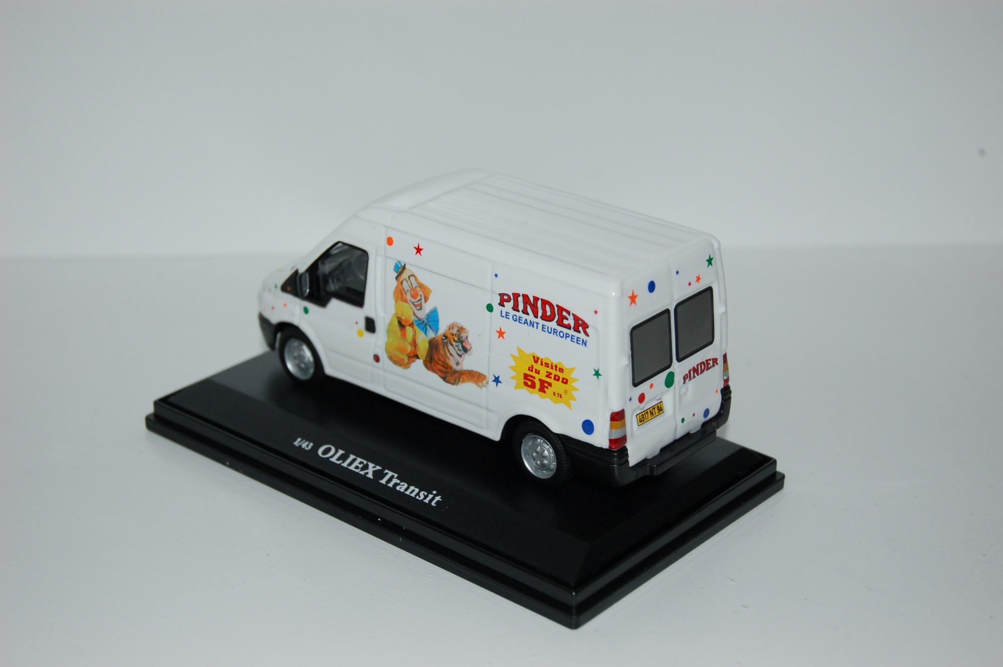 Ford Transit Pinder