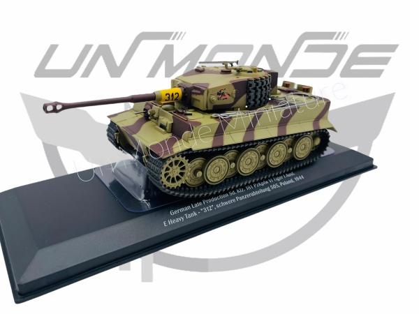 German Late Production Sd Kfz 181 PzKpfw VI Tiger
