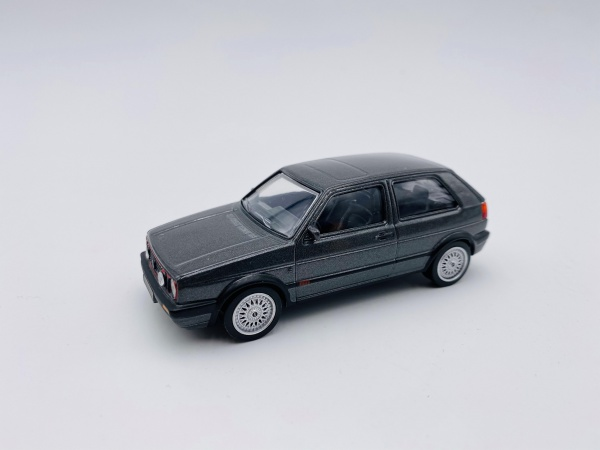 Golf GTI G60 Grey Métal Jet Car