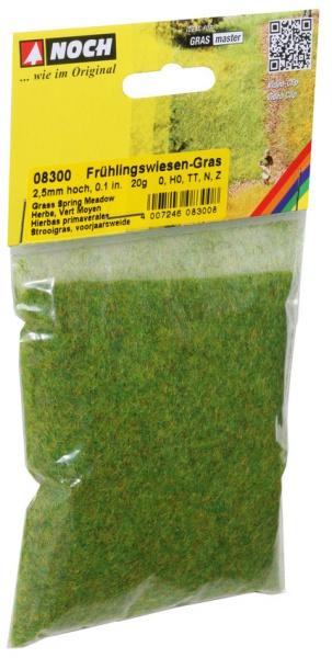 Herbe Vert Moyen 2,5 mm