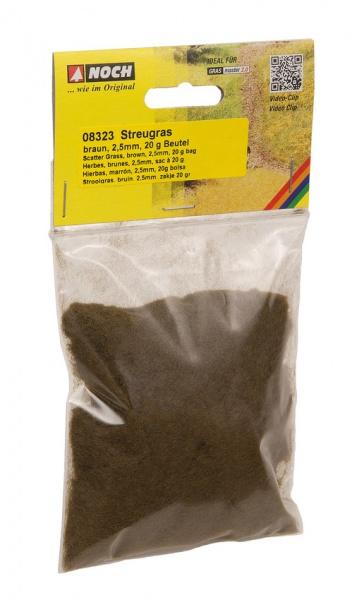 Herbes brunes 2,5 mm