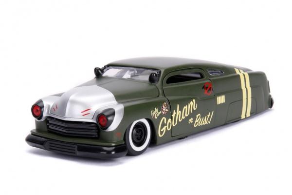 Hollywood Rides - 1951 Mercury