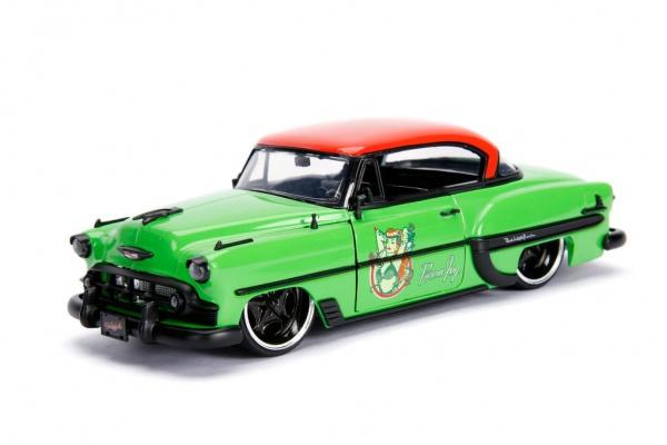 Hollywood Rides - 1953 Chevy Bel Air Hard Top