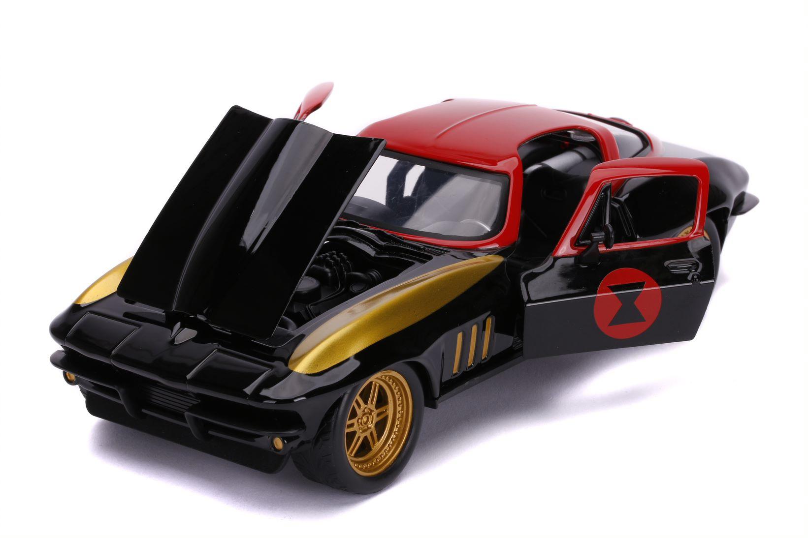 Hollywood Rides - 1966 Chevy Corvette