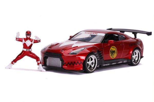 Hollywood Rides - 2009 Nissan GTR R35