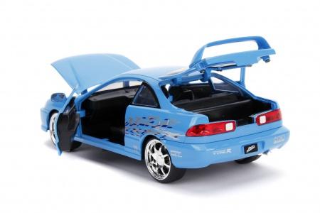 Honda Integra Type-R Blue 1995