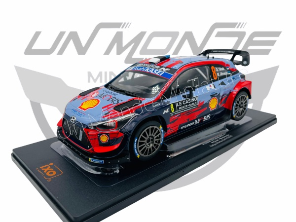 Hyndai I20 Coupe WRC #8 Tanak/Jarveofa