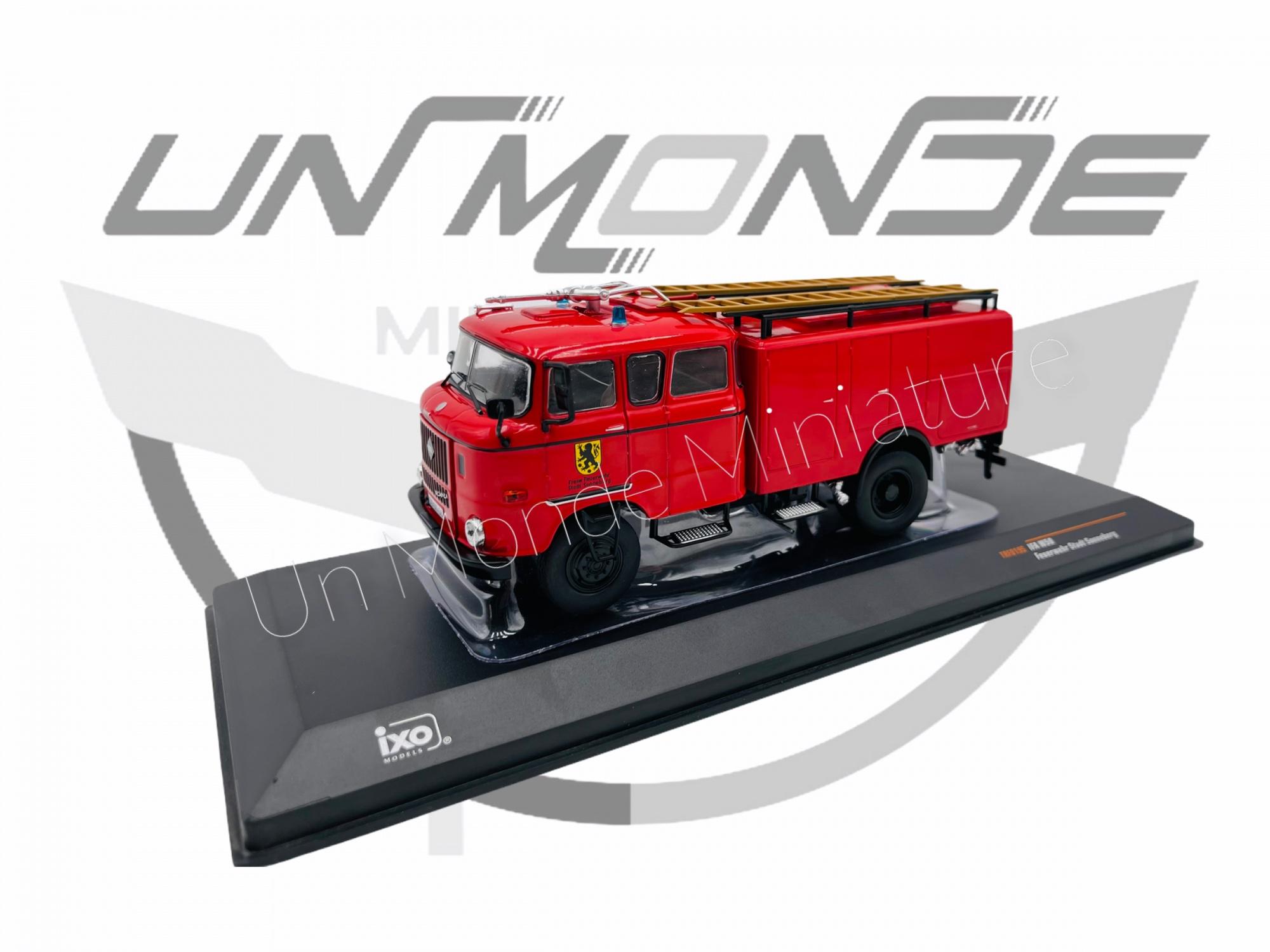 IFA W50 Feuerwehr Stadt Sonneberg