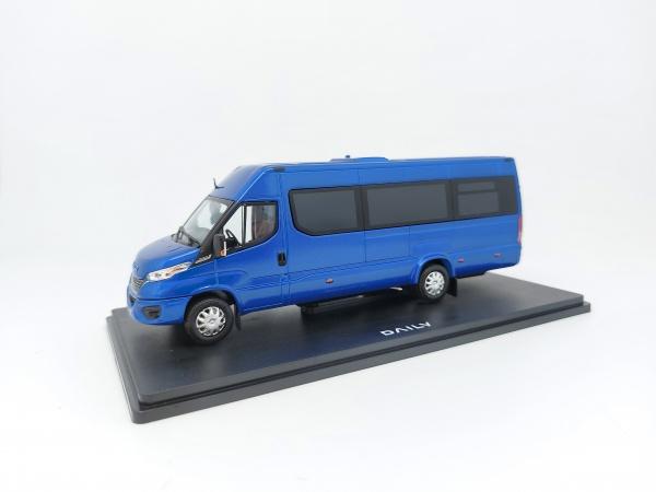 Iveco Daily Minibus TOURYS  Hi-MATIC blue