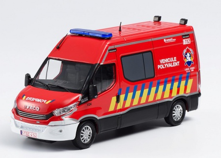 Iveco DAILY Pompiers véhicule polyvalent