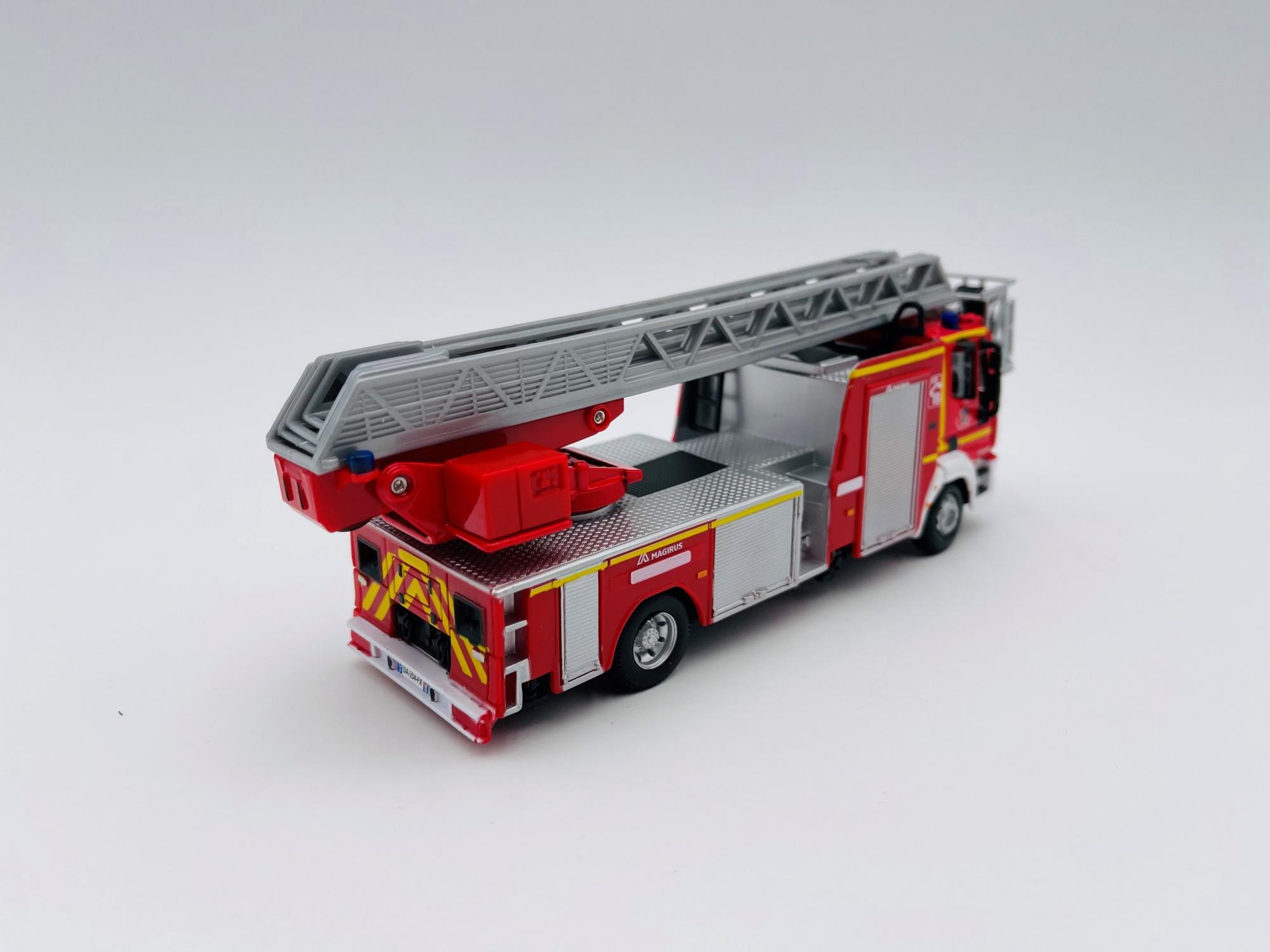 Iveco Magirus 150E 28 Pompier