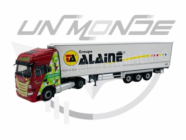 Iveco S-WAY NP Semi Frigo GROUPE ALAINE