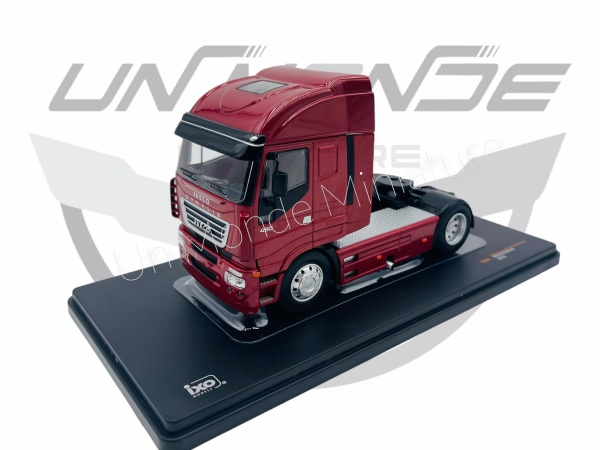 Iveco Stralis 2012 Rouge