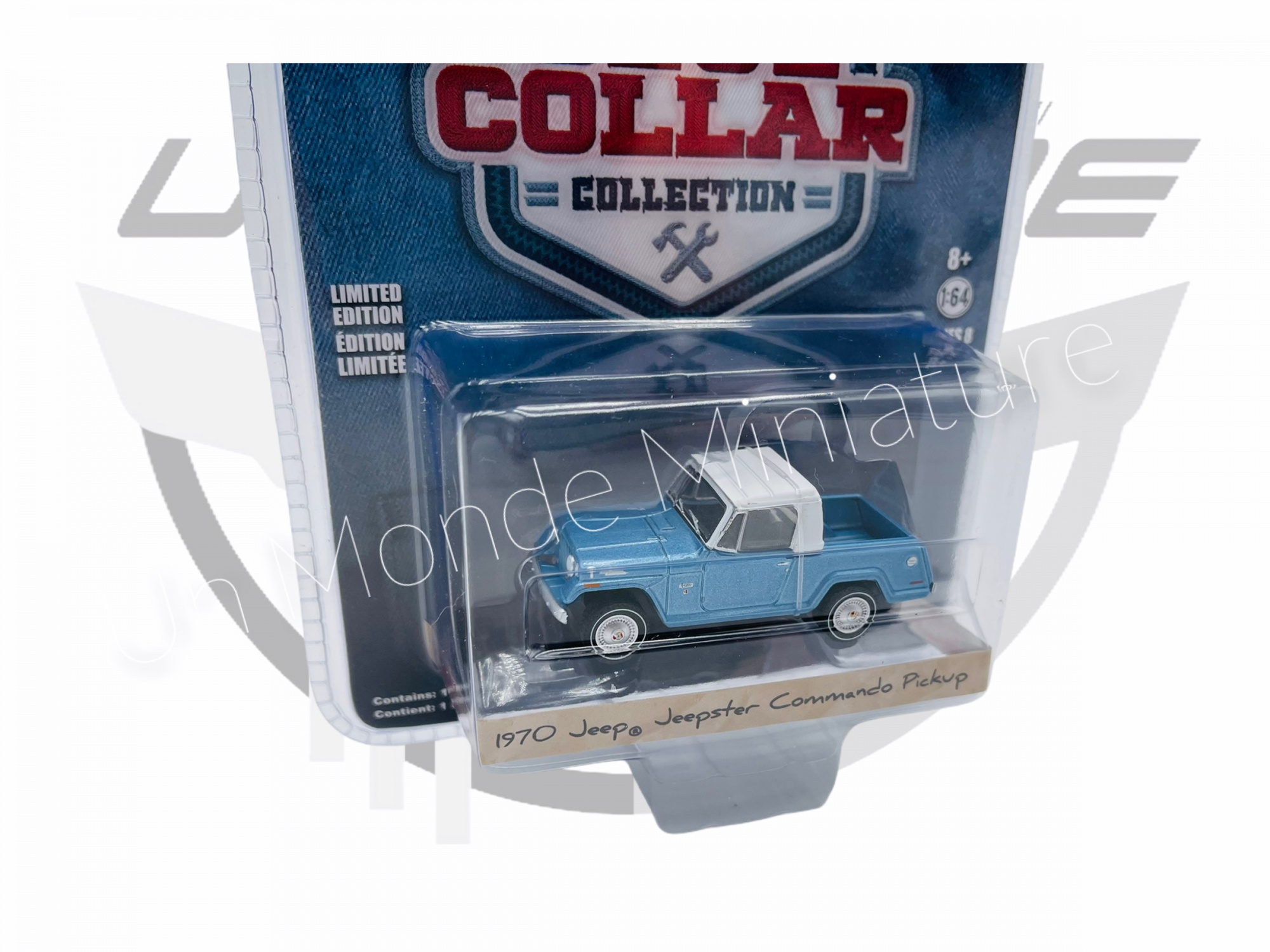 Jeep Jeepster Commando Picup 1970