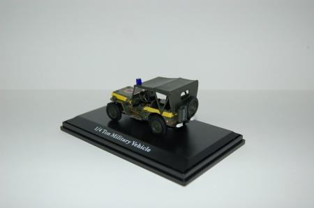 Jeep Securite Civile