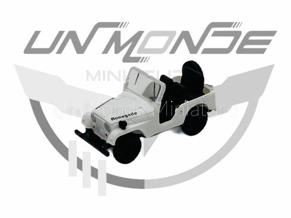 Jeep Universal Renegade