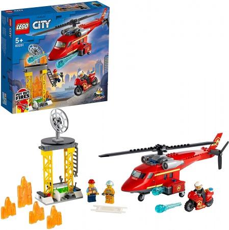 L\'Hélicoptère de Secours des Pompiers