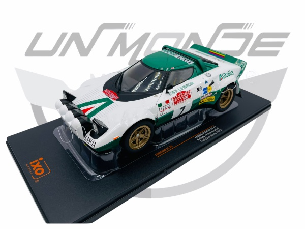 Lancia Stratos HF #7 R.Pinto/A. Bernacchini
