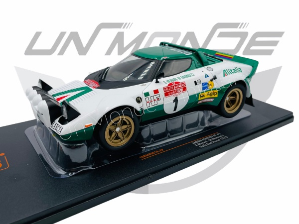 Lancia STRATOS HF1 Munari/Mannucci