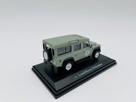 Land Rover Defender Long Vigipirate