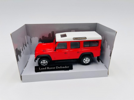 Land Rover Serie III 109 Rouge