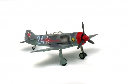 LAVOCHKIN LA-7 - 9Th GIAP GERMANY 1945
