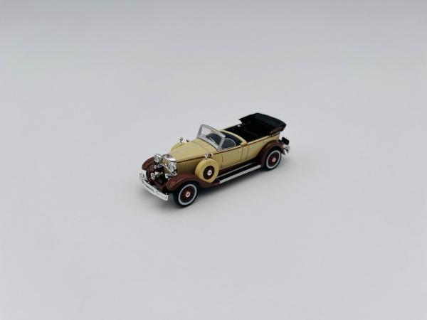 Lincoln Model K Beige Brun