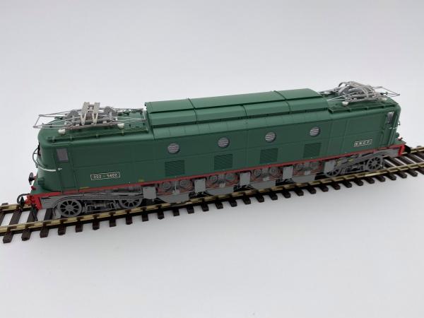 Locomotive Electrique 2D2 5402 Vert Bleuté Foncée SNCF
