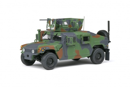 M1115 HUMVEE GREEN CAMO
