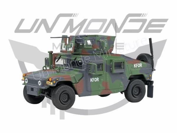 M1115 HUMVEE KFOR Green Camo