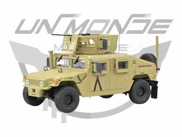 M1115 HUMVEE Military Police Desert Camo