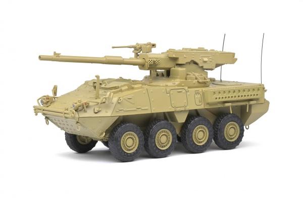 M1128 MGS STRYKER DESERT CAMO