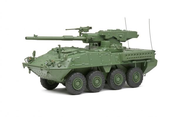 M1128 MGS STRYKER GREEN CAMO