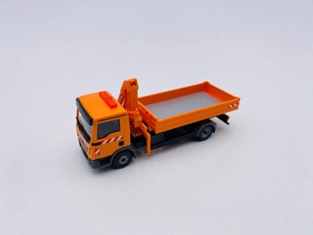 MAN TGL Euro 6 Orange DDE