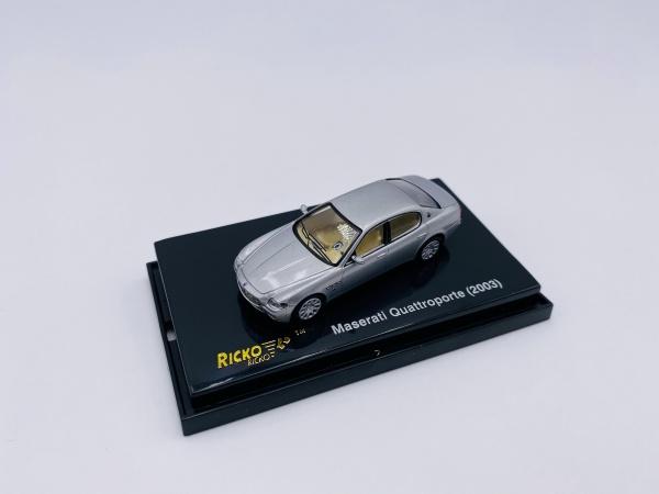 Maserati Quattroporte Argenté
