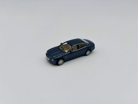 Maserati Quattroporte Metallic Bleu