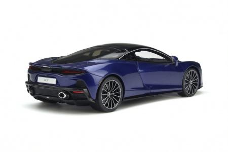 Mclaren GT Bleu