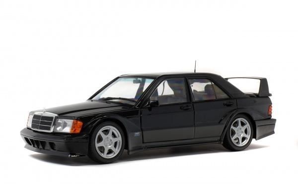 Mercedes 190 EVO II Black 1990