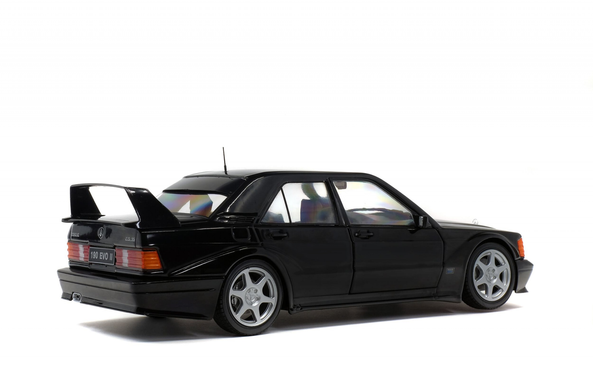 Mercedes 190 EVO II Black 1990