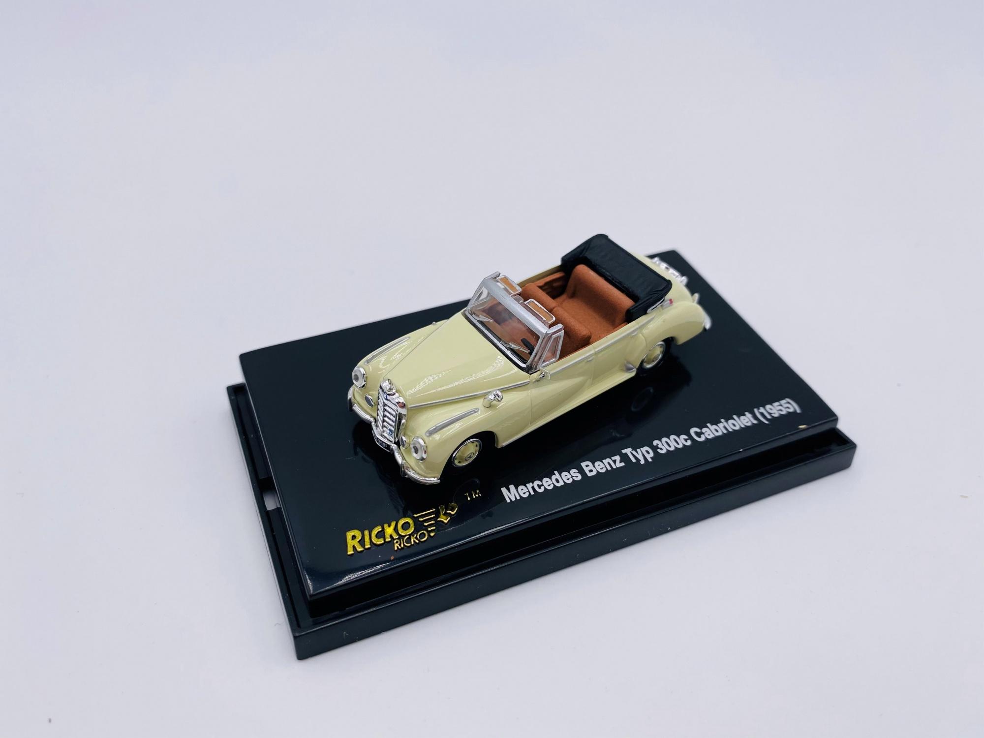 Mercedes 300 C W186 Cabriolet