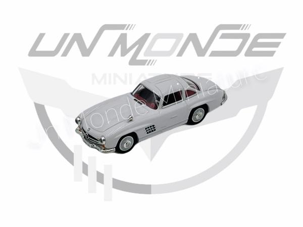 Mercedes 300 SL White